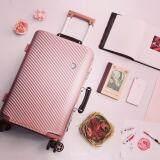 ขาย Cove Luggage กระเป๋าเดินทางล้อลากขนาด 29 นิ้ว รุ่น Sapphire Series Rose Gold