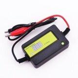 โปรโมชั่น Cptdcl Green 4A Auto Pulse Car Battery Desulfator Lead Acid Battery Desulfation Battery Regenerator Battery Reviving Intl จีน