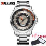 ขาย Curren Luxury Brand Analog Sports Wristwatch นาฬิกาข้อมือ Display Date Men S Quartz Watch นาฬิกาข้อมือ Business Watch นาฬิกาข้อมือ Men Watch นาฬิกาข้อมือ 8229 ถูก ใน จีน