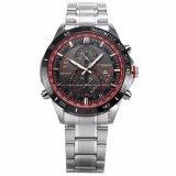 ราคา Curren Men S Analog Date Display Silver Stainless Steel Band Sport Quartz Wrist Watch Cur042 นาฬิกาข้อมือผู้ชาย สายสแตนเลส รุ่น Intl ใหม่ ถูก