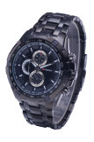 ขาย Curren ผู้ชายนาฬิกาสเตนเลส 8023 รัดสีดำ Curren เป็นต้นฉบับ