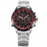 ราคา Curren Men S Stylish Date Display Silver Stainless Steel Band Sport Quartz Wrist Watch Cur041 นาฬิกาข้อมือผู้ชาย สายสแตนเลส รุ่น Intl ใหม่