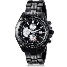ราคา Curren นาฬิกาข้อมือสุภาพบุรุษ สีดำ สายสแตนเลส รุ่น C8083 Curren ออนไลน์
