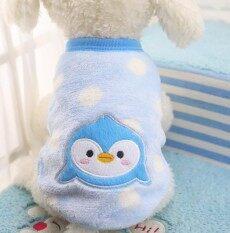 น่ารักหมาแมวลูกหมาเสื้อกันหนาวขนาดเล็กชุดลูกสุนัขสัตว์เลี้ยงเสื้อโค้ทสำหรับแมว - Intl By Roachshop.