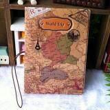 ขาย Cyber 3D Map World Trip Pattern Travel Passport Holder Cover Identity Document Folder Unbranded Generic ใน Thailand