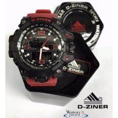 ส่วนลด D Ziner Dz005 นาฬิกาแฟชั่น ใบรับประกันสินค้าจากศูนย์ พร้อมกล่อง D Ziner ใน กรุงเทพมหานคร