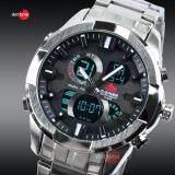 ซื้อ ฟรีกล่องเซ็ต D Ziner Dz13Bl Waterproof Watch D Ziner เป็นต้นฉบับ