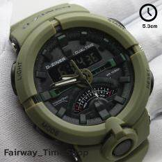 ขาย ซื้อ D Ziner นาฬิกาข้อมือแนว Sport ชาย 2 ระบบ Analog Digital กันนํ้า100 พร้อมกล่อง ใน Thailand