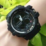 ขาย D Ziner นาฬิกาข้อมือ รุ่น Dz8143 สีดำ สายดำ Thailand