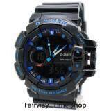 ความคิดเห็น D Ziner นาฬิกาข้อมือแนว Sport ชาย 2 ระบบ Analog Digital กันนํ้า100 รุ่น Dz89 014
