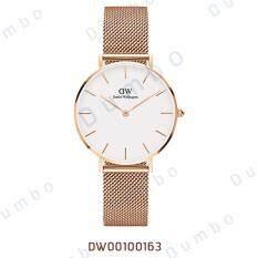 ขาย ซื้อ ออนไลน์ Daniel Wellington Classic Petite Melrose 32Mm นาฬิกาข้อมือ นาฬิกาแฟชั่น ผู้หญิง เหล็กสาน Women Watch ฟรี กำไลข้อมือ