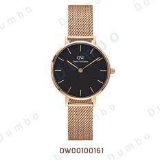 ซื้อ Daniel Wellington Classic Petite Melrose 32Mm นาฬิกาข้อมือ นาฬิกาแฟชั่น ผู้หญิง เหล็กสาน Women Watch ฟรี กำไลข้อมือ ใหม่