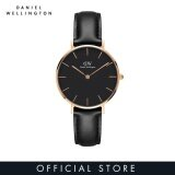 ขาย Daniel Wellington Classic Petite Sheffield Black Watch 32Mm Rose Gold ออนไลน์