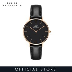 ซื้อ Daniel Wellington Classic Petite Sheffield Black Watch 32Mm Rose Gold ถูก สมุทรปราการ