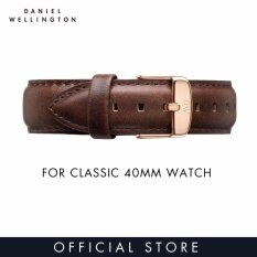ทบทวน ที่สุด Daniel Wellington นาฬิกาคลาสสิค Bristol 20 มิลลิเมตร
