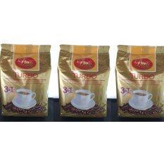 ซื้อ Dao Coffee ดาวคอฟฟี่ กาแฟ 3 อิน1 3แพค แพคละ30ซองสติก600G รสเทอร์โบ Turbo