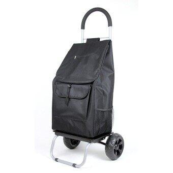 ซื้อ Dbest Products Dbp01 517 กระเป๋าล้อลาก Trolley Dolly Black Shopping Grocery ใหม่