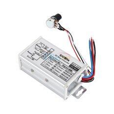 ขาย ซื้อ ออนไลน์ Dc 9 V 12โวลต์ 24โวลต์ 48โวลต์ 60โวลต์ 20 Ampsnควบคุมความเร็วมอเตอร์ไดร์เลอร์ Pwm 25Khz