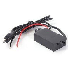 โปรโมชั่น Dc Dc Converter Module 12V To 5V 3A With Micro Usb Output Power Adapter 15W แองโกลา