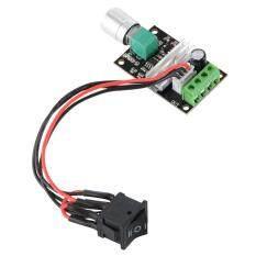 ทบทวน Dc6V 12V 24V 28V 3A Pwm Motor Speed Regulator Reversible Controller Switch
