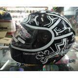 ซื้อ หมวกกันน็อค Decken Frog No 4 สีขาว ดำ ใน Thailand