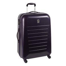 ราคา Delsey Caleo Hard 2 กระเป๋าเดินทาง ขนาด 30 นิ้ว 76 Cm ล้อลาก 4 ล้อ Purple ไทย