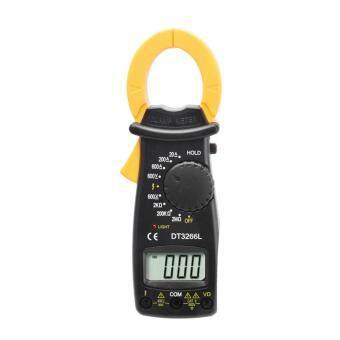 ดิจิตอล แคลมป์มิเตอร์ Digital Clamp meter DT3266L วัดกระแสไฟฟ้า วัดแรงดันไฟฟ้า วัดความต้านทาน วัดความต่อเนื่อง