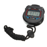 โปรโมชั่น Digital Handheld Lcd Chronograph Timer Sports Stopwatch Counter Stop Watch Alarm ใน Thailand