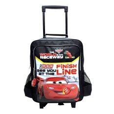 Disney กระเป๋าล้อลาก 13 รุ่น Car 5111 Black Disney ถูก ใน ไทย
