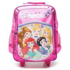 ขาย Disney กระเป๋าล้อลากใหญ่ 16 นิ้ว รุ่น Pnc 9493 Pink Disney เป็นต้นฉบับ