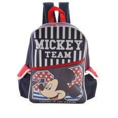 ทบทวน Disney Mickey Mouse กระเป๋าเป้ กระเป๋านักเรียน สะพายหลัง Disney Mickey Mouse Friends