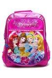 ราคา Disney Princess กระเป๋าเป้ใบใหญ่ ลายการ์ตูน Pnc 9371 สีชมพู Pink Disney Princess
