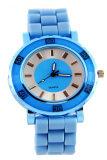 ขาย Dm นาฬิกาข้อมือผู้หญิง สีฟ้าอ่อน สายซิลิโคน ออนไลน์