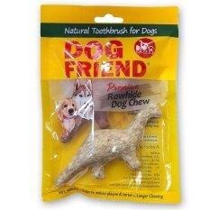 ขาย Dog Friend ขนมขบเคี้ยวสุนัข มันชี่ไดโนเสาร์ คละสี 2 ชิ้น 6 ซอง ถูก