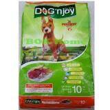 ความคิดเห็น Dog N Joy อาหารสุนัข รสเนื้อและตับ