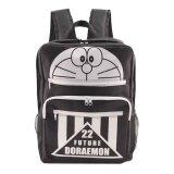 ราคา Doraemon กระเป๋าเป้ กระเป๋านักเรียน สะพายหลัง สีดำ ใหม่ ถูก
