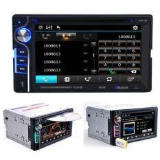 ขาย Double 2 Din 6 2 In Dash Stereo Car Dvd Cd Player Bluetooth Radio Intl ถูก ใน Thailand