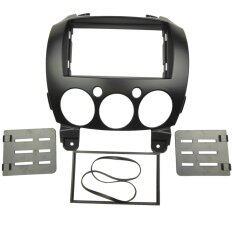 ทบทวน Double Din Frame For Mazda 2 Dash Mounting Installation Kit Intl