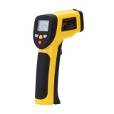 ซื้อ Double Laser High Precision Non Contact Ir Digital Infrared Thermometer Temperature Tester Pyrometer Range 50 1050�C 58 1922�F ใน ชิลี
