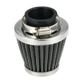 ขาย Double Layer Steel Filter Gauze Universal Motorcycle Motorbike Replacement Clamp On Air Filter 50Mm Mushroom Head Cleaner For Scooter Minibike Atv เป็นต้นฉบับ