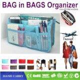 ซื้อ Dry Super Bag In Bags Organizer Orange กระเป๋าจัดระเบียบ สีส้ม จัดวางสะดวก พร้อม มีซิปและหูหิ้ว 1 ใบ Dry Super ถูก