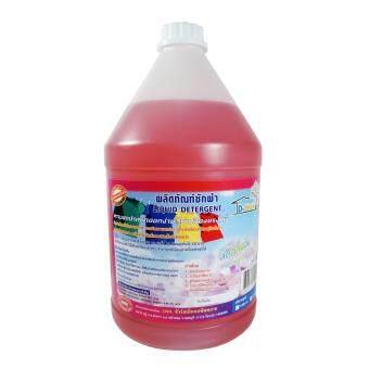 DShow น้ำยาซักผ้า กลิ่นพิงเค์เซนต์ ดีโชว์ ขนาด 3800ml