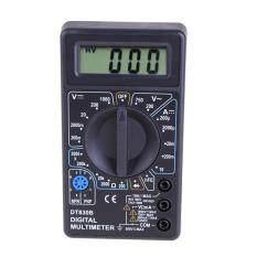 ซื้อ Dt 830B แอลซีดีดิจิตอลมิเตอร์มัลติมิเตอร์ Ac กระแสตรง 750 1000 โวลต์แอมป์โวลต์โอห์มทดสอบเมตร นานาชาติ จีน