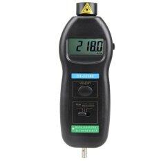 ราคา Dt2236C Contact Non Contact Laser 2 In 1 Digital Tachometer Intl เป็นต้นฉบับ