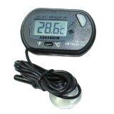 โปรโมชั่น Eachgo Fish Aquarium Water Temperature Digital Lcd Thermometer Monitor Gauge Intl ถูก