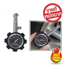 ราคา เกจวัดลมยาง Coido รุ่น 6075 Tire Gauge Black Analog Meter ใน กรุงเทพมหานคร