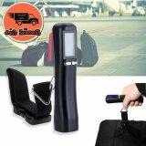 ราคา Elit เครื่องชั่งน้ำหนัก เครื่องชั่งกระเป๋า ดิจิตอล แบบพกพา Electronic Lcd Luggage Scale 40Kg 10G Black ใหม่