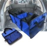 ขาย Sinlin กระเป๋าอเนกประสงค์ กล่องเก็บของหลังรถ พับเก็บได้ รุ่น Cfb002 We สีนำเงิน Sinlin ออนไลน์