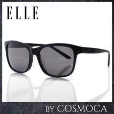 ราคา Elle แว่นกันแดด รุ่น El14817 Ubk 55 Elle เป็นต้นฉบับ