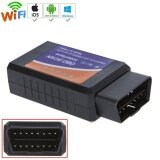 โปรโมชั่น Elm 327 Wifi V1 5 Obd2 Obdii Car Diagnostic Scanner Pic18F25K80 Chip Obd 2 Auto Code Reader Android Ios Diagnostic Tool Models A Wb18A H Type Neutral Intl Unbranded Generic